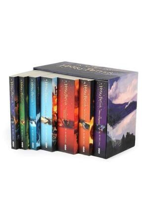 Yapı Kredi Yayınları Harry Potter Seti (7 Kitap Takım) - J. K. Rowling