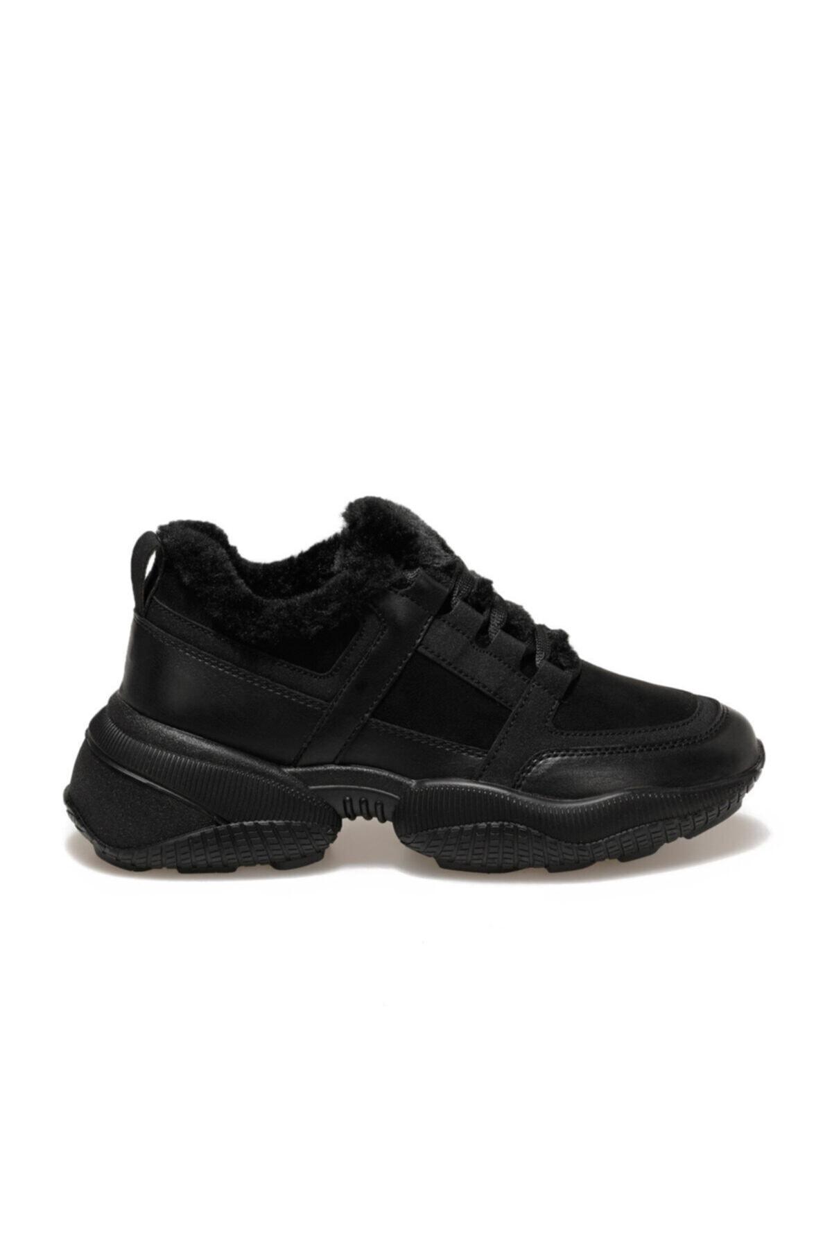 Butigo 20K-607 Siyah Kadın Fashion Sneaker 100579199 1