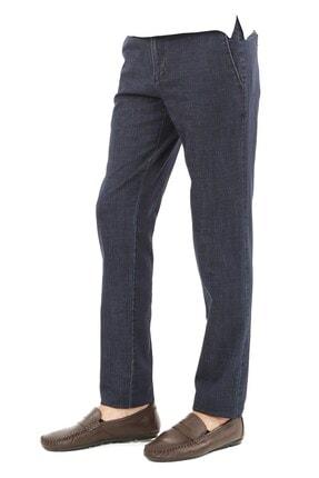 Jakamen Siyah Slim Fit Erkek Pantolon
