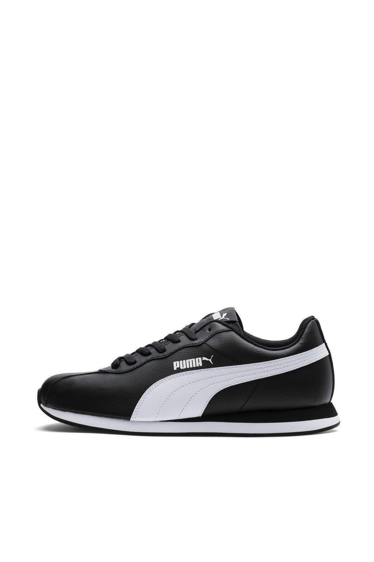 Puma Turin Iı Black- White 2