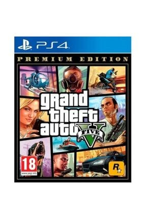 RockStar Games Gta 5 Gta V Ps4 Oyun