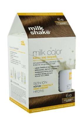 Milkshake Saç Boyası Koyu Kumral Egzotik - 6e Köpük 8681127022100