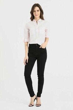 Loft Kadın Natalie Skinny Fit Siyah Pantolon Lf2017323