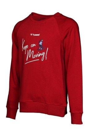 HUMMEL Çocuk Ringe Kırmızı T-shirt 921033-9966