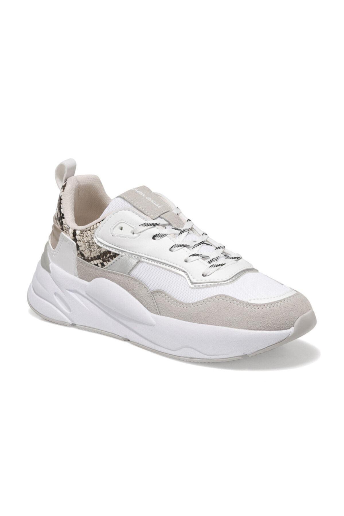 Kinetix BURGES Bej Kadın Fashion Sneaker 100540696 1