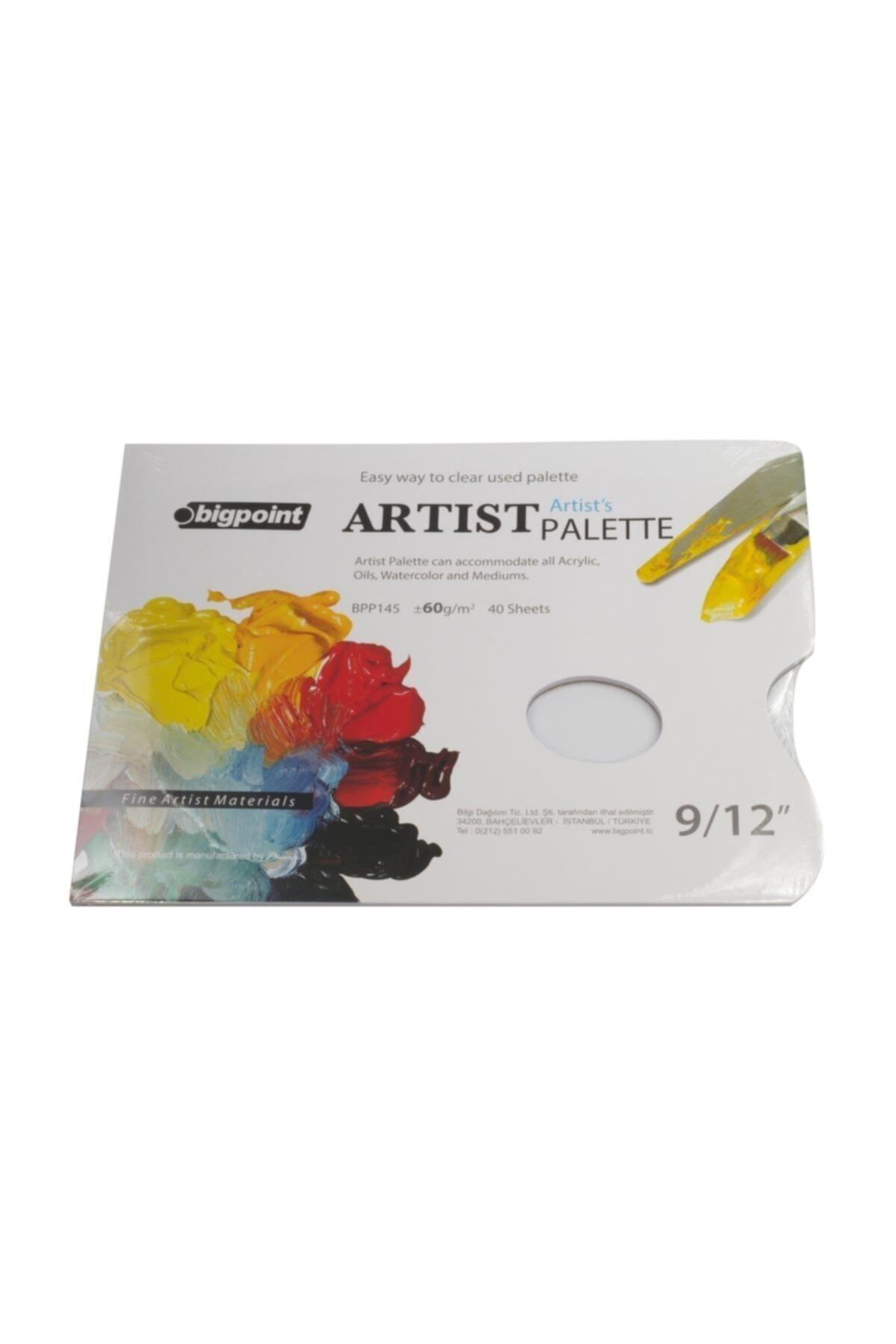 Bigpoint Kağıt Palet 40 Yaprak 60 gram 1