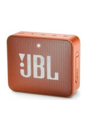 JBL Go 2 Ipx7 Bluetooth Taşınabilir Hoparlör Turuncu