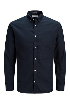 Jack & Jones Jack Jones Classıc Soft Oxfortd Erkek Gömlek