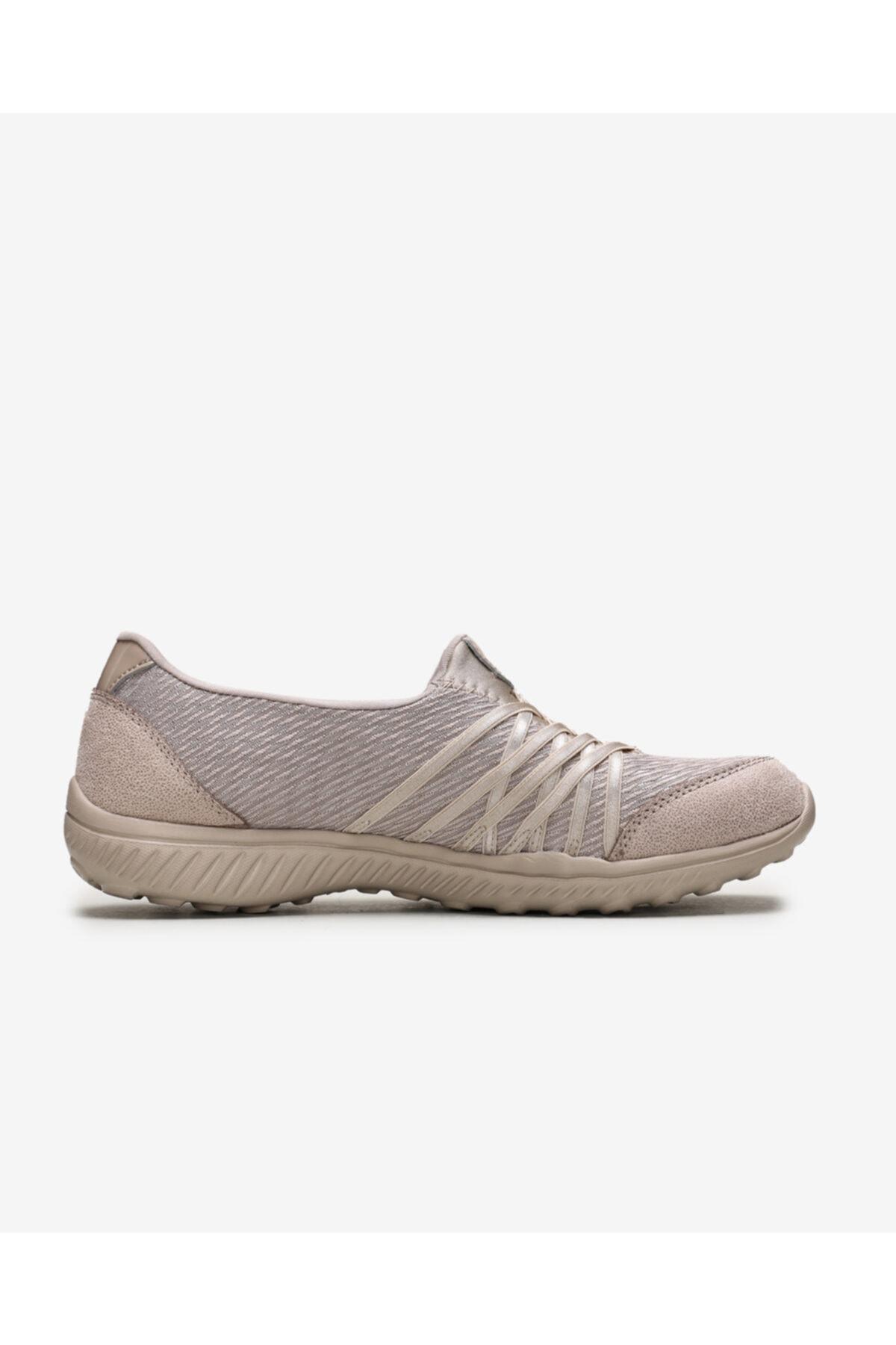 SKECHERS BE-LIGHT - GOOD STORY Kadın Bej Günlük Ayakkabı 2
