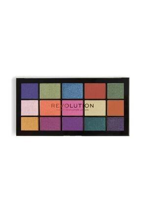 MAKEUP REVOLUTION Reloaded Palette Passion For Colour - Far Paleti