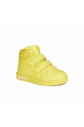 Vicco Çocuk 313.b19k.104 Bebek Işıklı Bot - Sarı