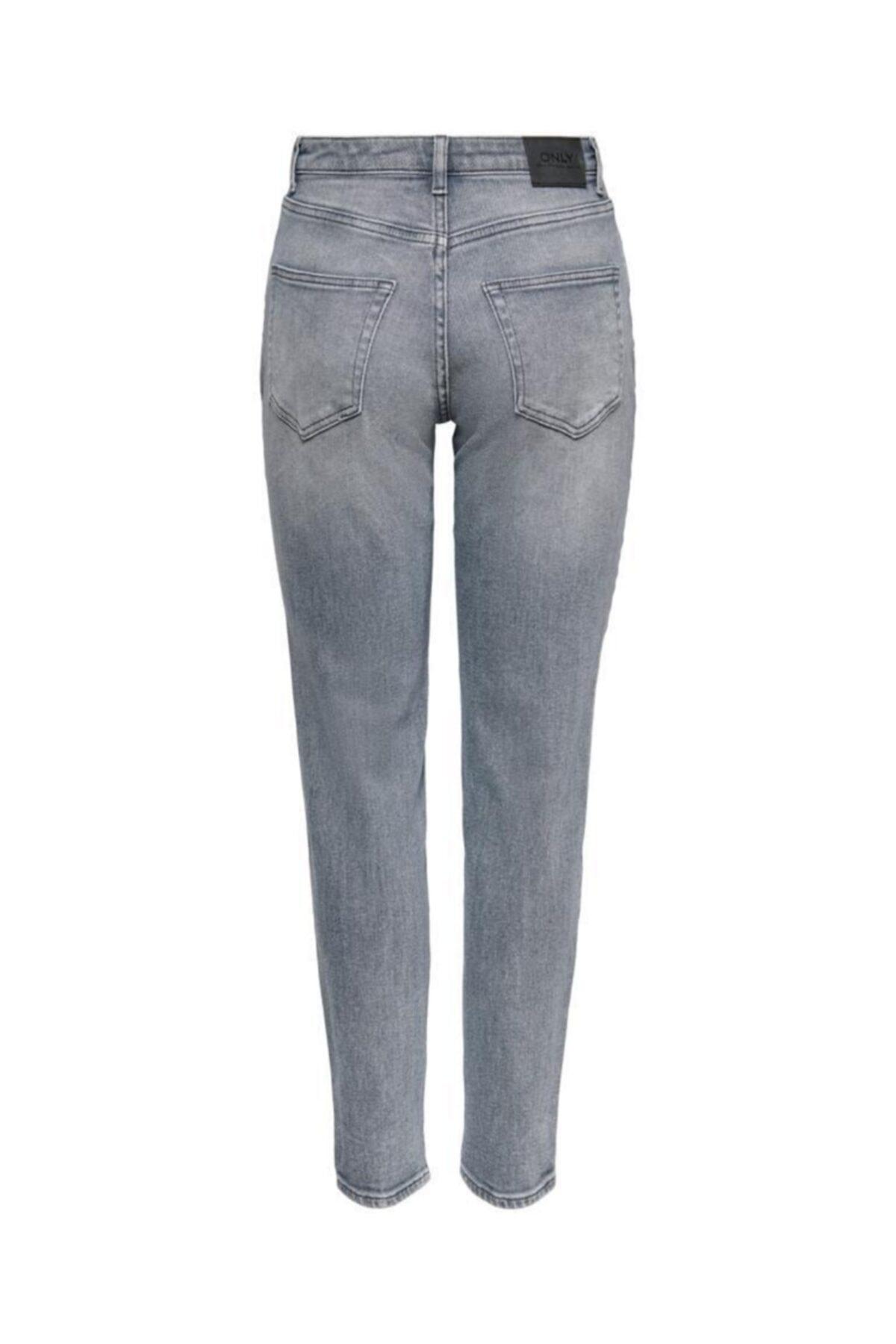 Only Veneda Lıfe Kadın Mom Jeans 2
