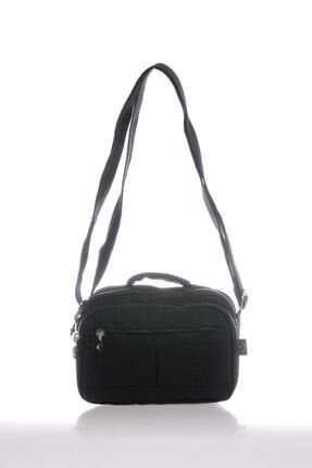 SMART BAGS Smb3054-0001 Siyah Kadın Çapraz Çanta