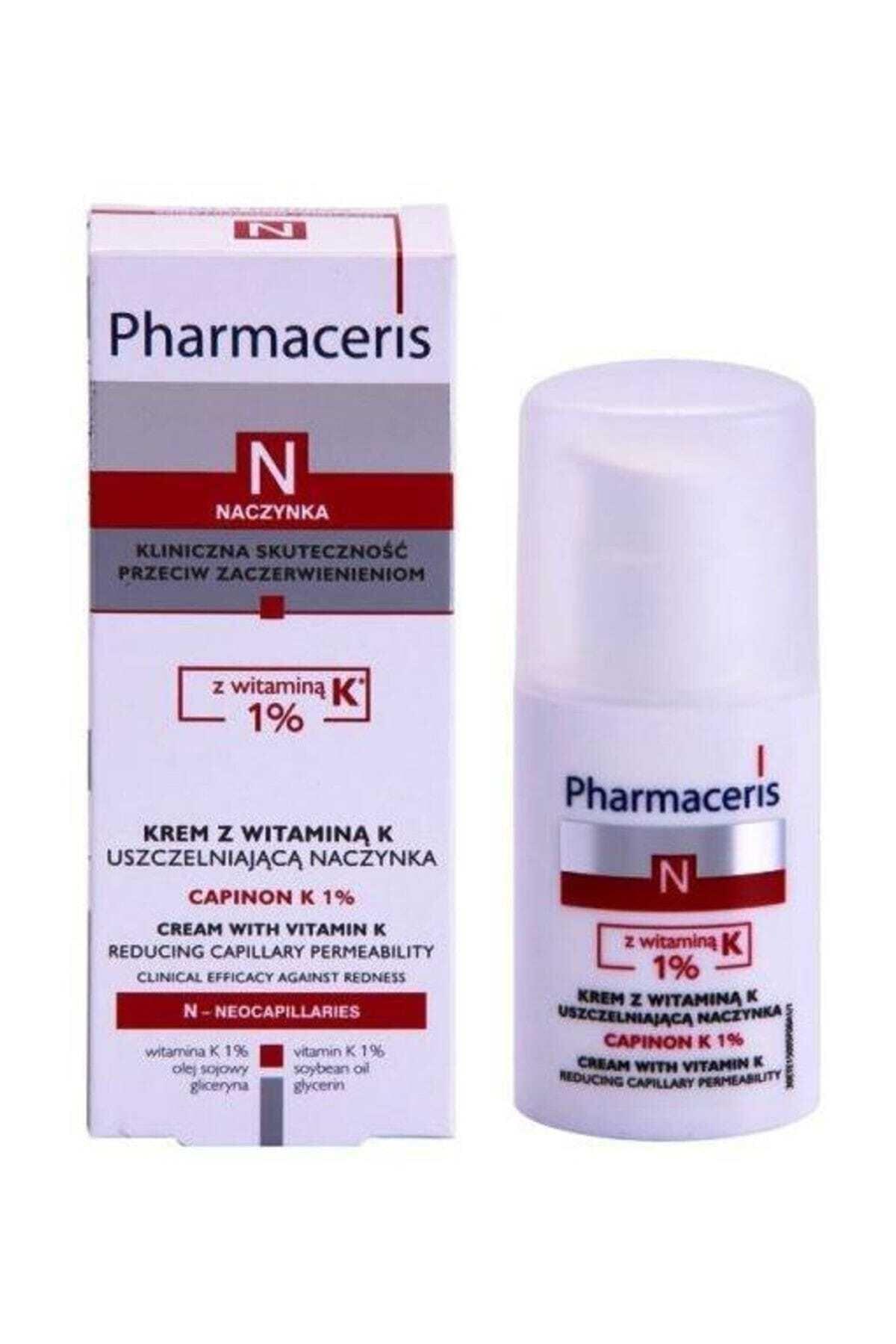 Pharmaceris Capinonk%1 Cream 30 ml 1
