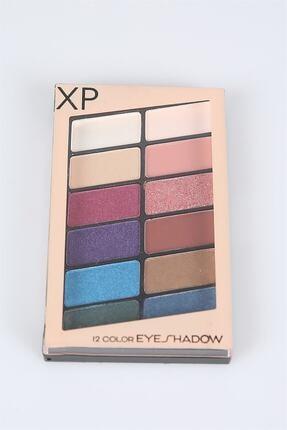 XP 12 Color Göz Farı Paletı