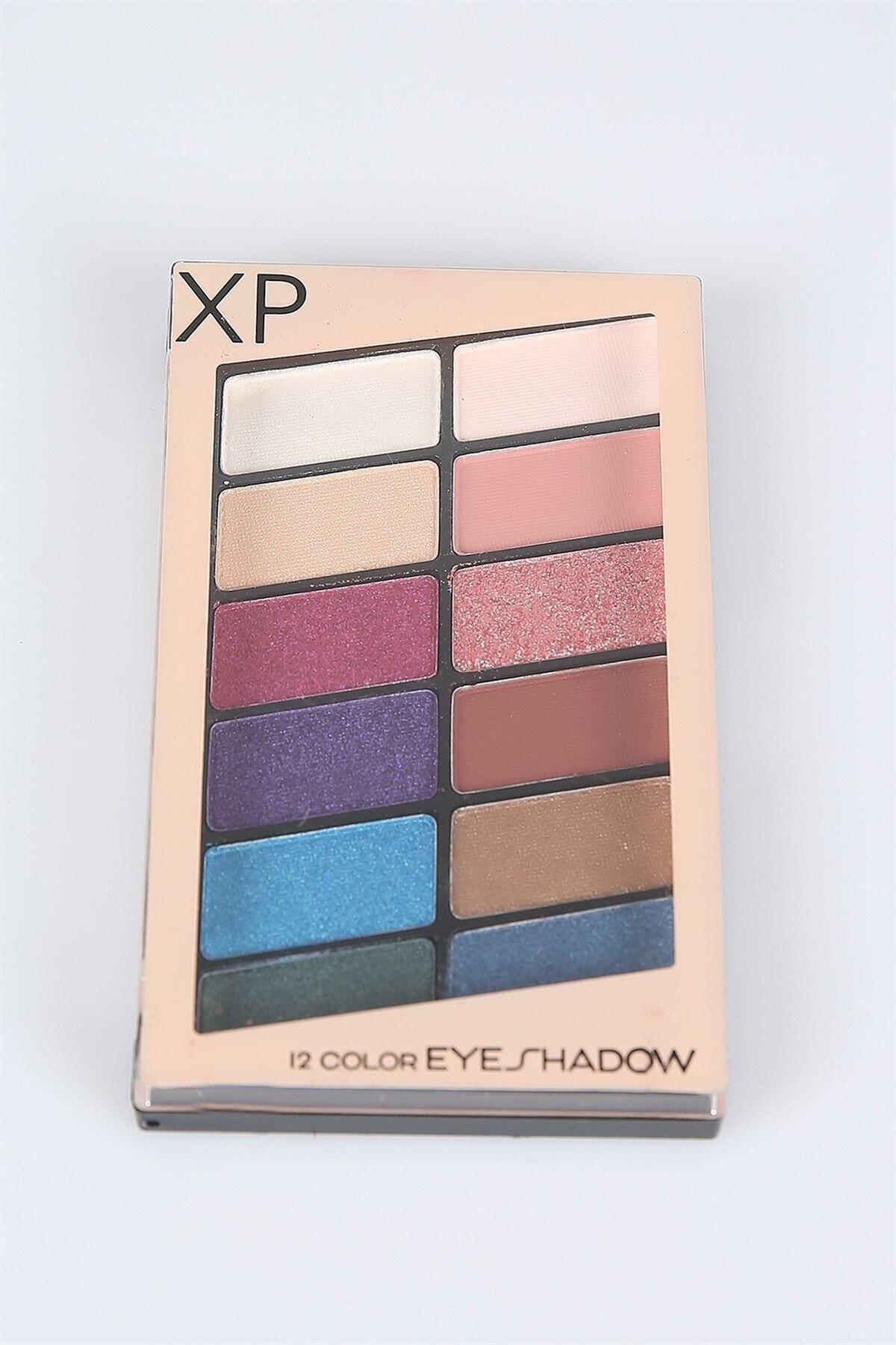 XP 12 Color Göz Farı Paletı 1