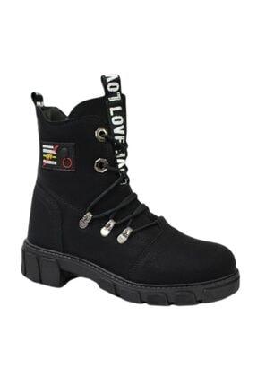 Twingo 7015 Siyah Comfort Günlük Kışlık Bayan Bot Çizme