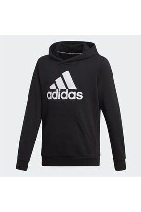 adidas YB MH BOS PO Siyah Erkek Çocuk Sweatshirt 101117608