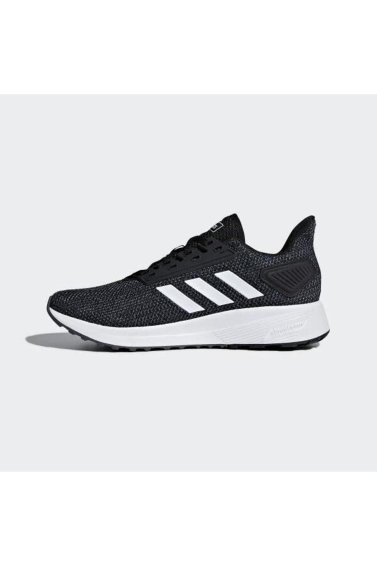 adidas DURAMO 9 Siyah Kadın Koşu Ayakkabısı 100482032 2