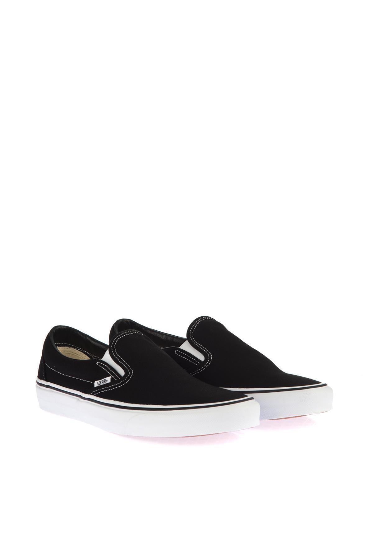 Vans CLASSIC SLIP-ON Siyah Erkek Sneaker 100288346 2