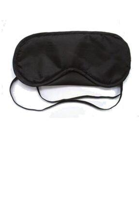 CVTdesign Uyku Göz Bandı Maskesi Işık Önleyici Gözlük Uyku Bandı Maske Bant Unisex 2 Adet
