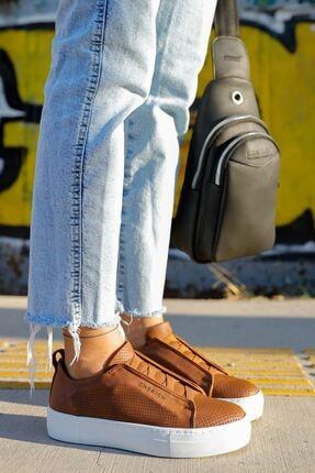 Chekich Ch011 Bt Kadın Ayakkabı Taba