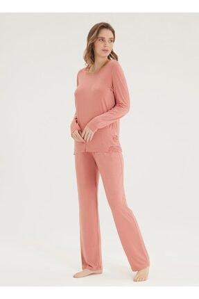 Blackspade 50350 Bayan Uzun Kollu Pijama Takımı
