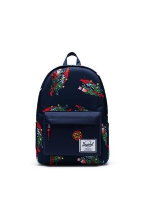 herschel Sırt Çantası Classic X-large Slasher/peacoat/true Red