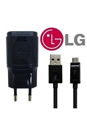 LG G2-g3-g4-v10 Micro Usb Şarj Aleti Cihazı Siyah