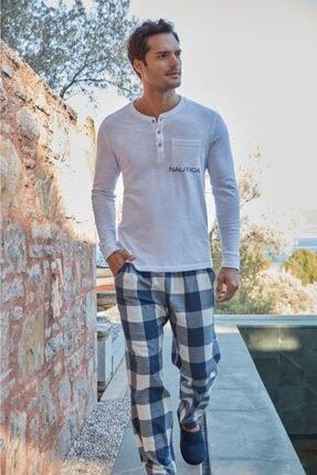 Nautica Ntm012 Pijama Takım