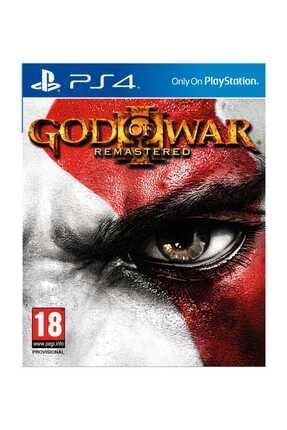 Sony God Of War 3: Remastered Ps4 Oyun - Türkçe Menü