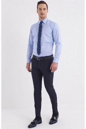 Efor P 1071 Slim Fit Lacivert Spor Pantolon