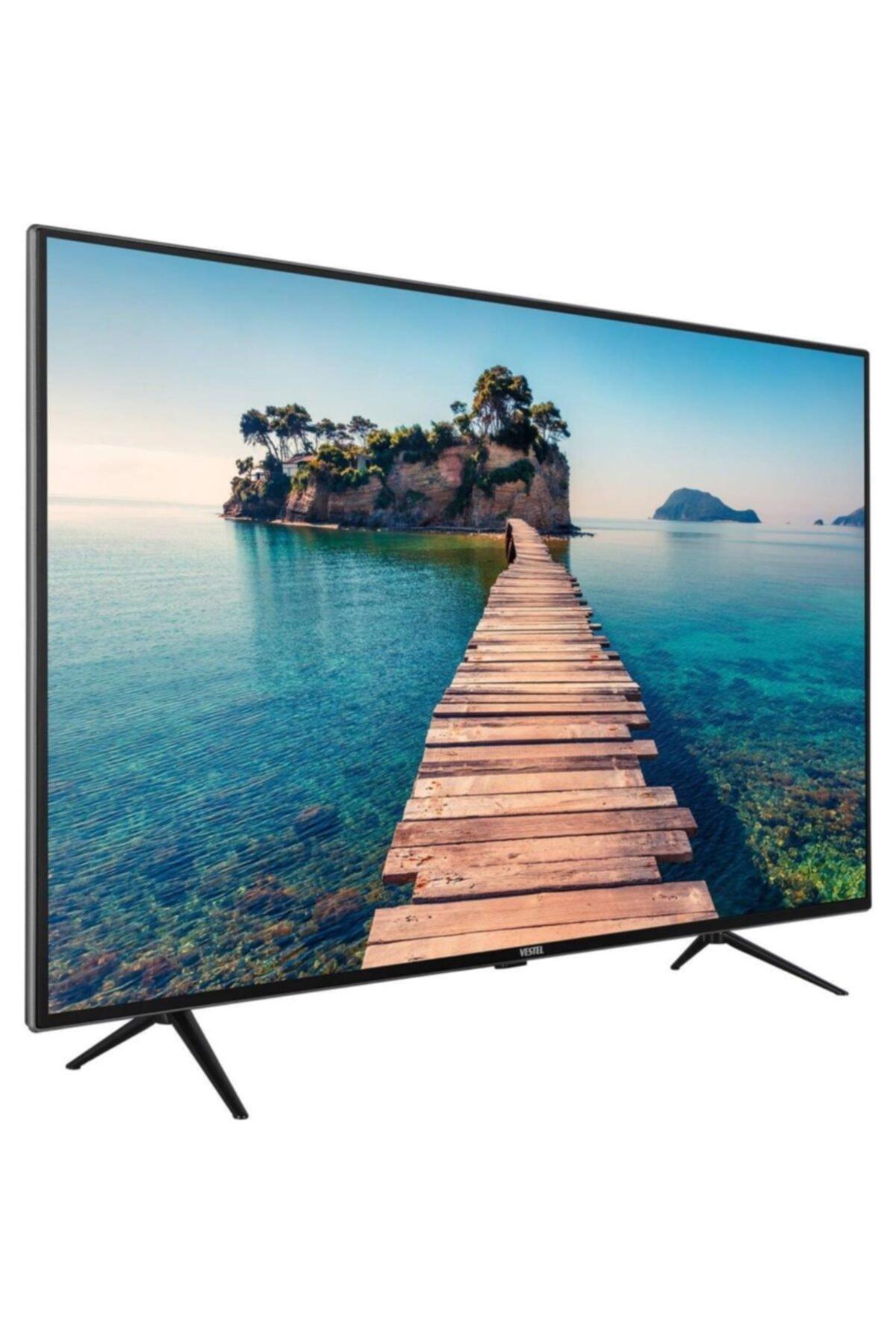 """Vestel 55UD9281 55"""" 139 Ekran Uydu Alıcılı 4k Ultra HD Smart LED TV 2"""