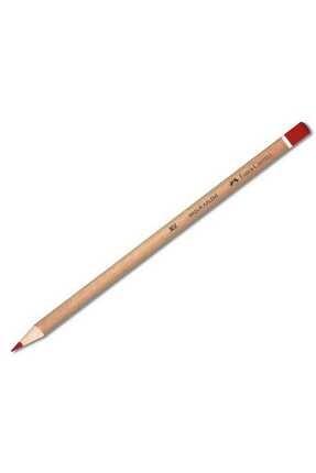 Faber Castell Faber Naturel Kırmızı Renkli Kurşun Kalem (1132419001)