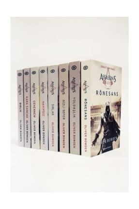Epsilon Yayınevi Assassin's Creed 8 Kitap Set Oliver Bowden
