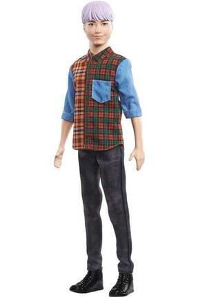 Barbie Yakışıklı Ken Bebekler Fashionistas Ghw70