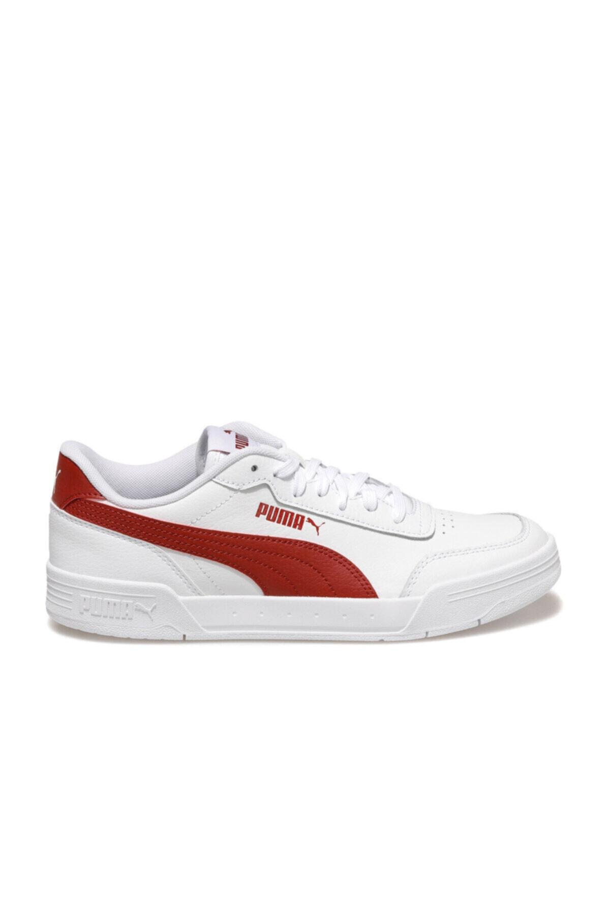 Puma CARACAL Beyaz Erkek Sneaker Ayakkabı 100640965 2