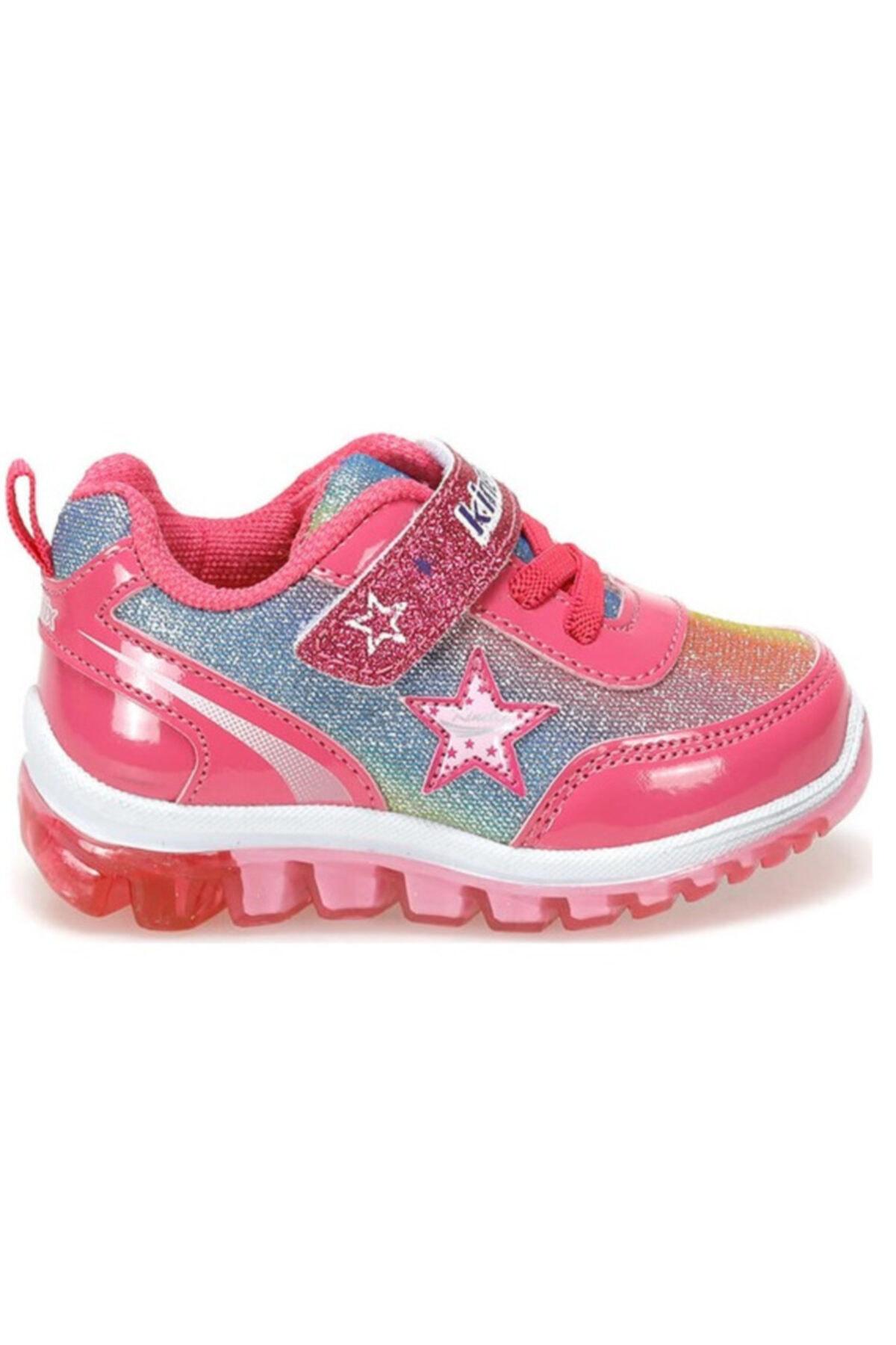 Kinetix SIMA 9PR Fuşya Kız Çocuk Sneaker Ayakkabı 100427304 1