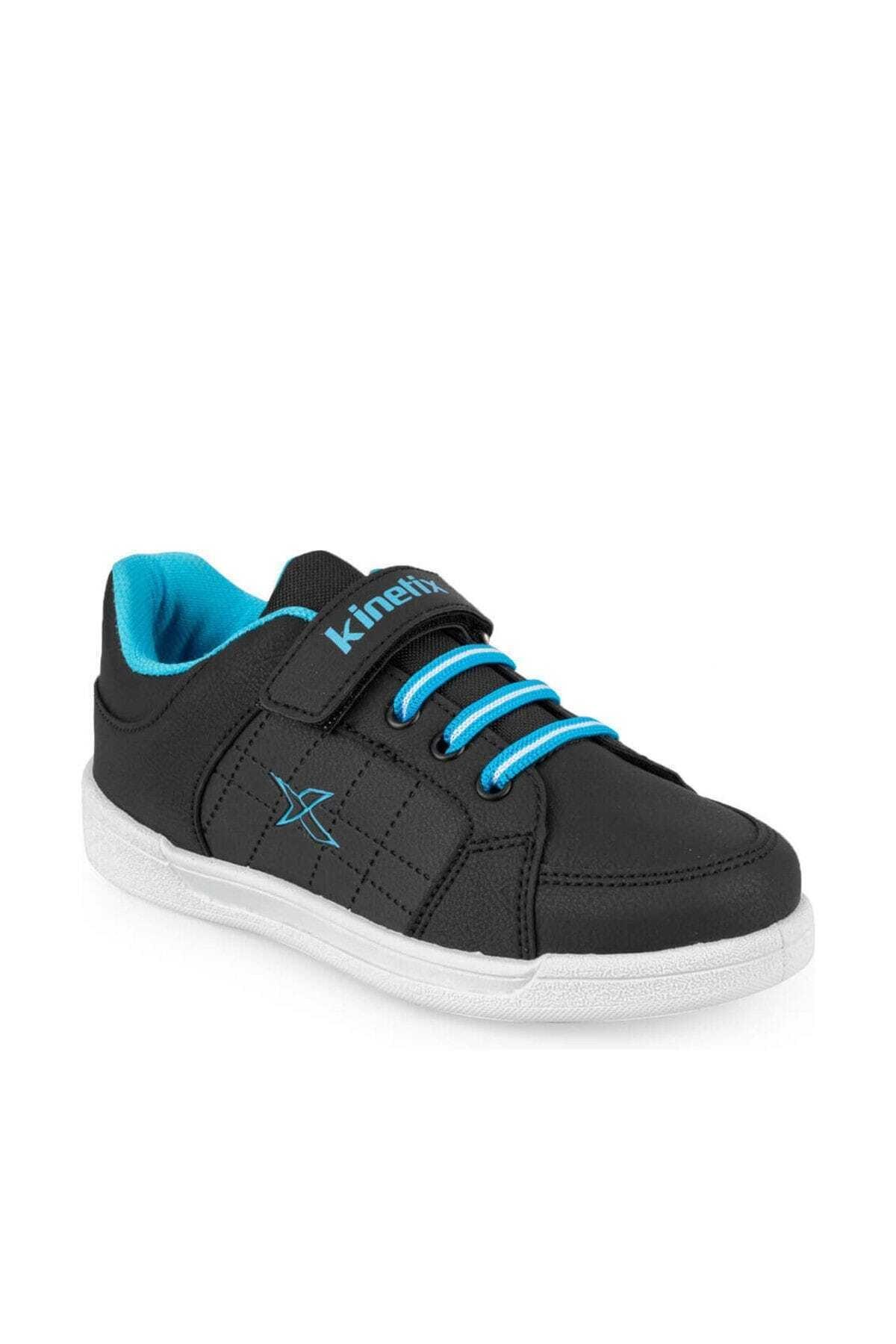 Kinetix Lenko Pu 9pr Siyah Erkek Çocuk Ayakkabı 1