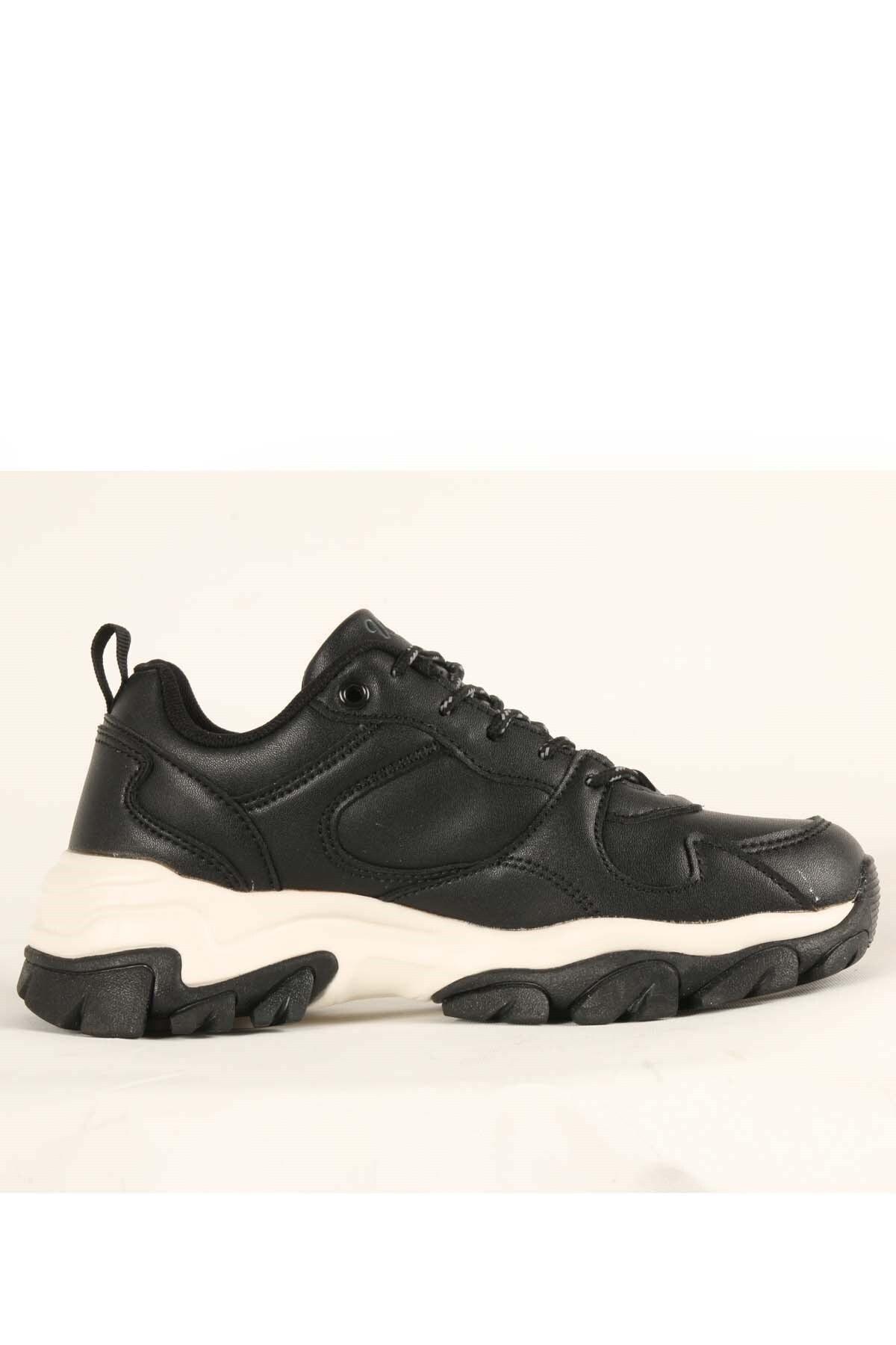 U.S POLO TRACKY Siyah Kadın Fashion Sneaker 100551450 2