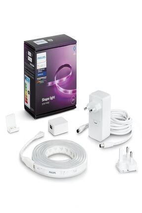 Philips Ev Aydınlatmaları Philips Hue Akıllı Led Şerit, 2 Metre, V4 Bluetooth Özellikli (Güç Kaynağı Ünitesi Dahildir)