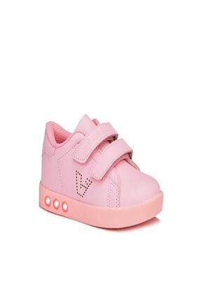 Vicco Çocuk 313.p19k.100 Patik Işıklı Spor Ayakkabı - Pembe