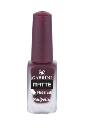 Gabrini Mat Oje - Matte Nail Polish M09 8696814067098