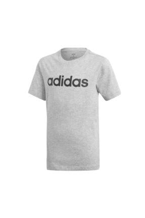 adidas YB E LIN TEE Siyah Erkek Çocuk T-Shirt 100617371