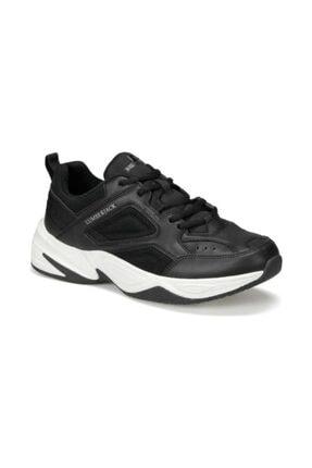 lumberjack Legend Wmn 9pr Siyah Kadın Kalın Taban Sneaker Spor Ayakkabı