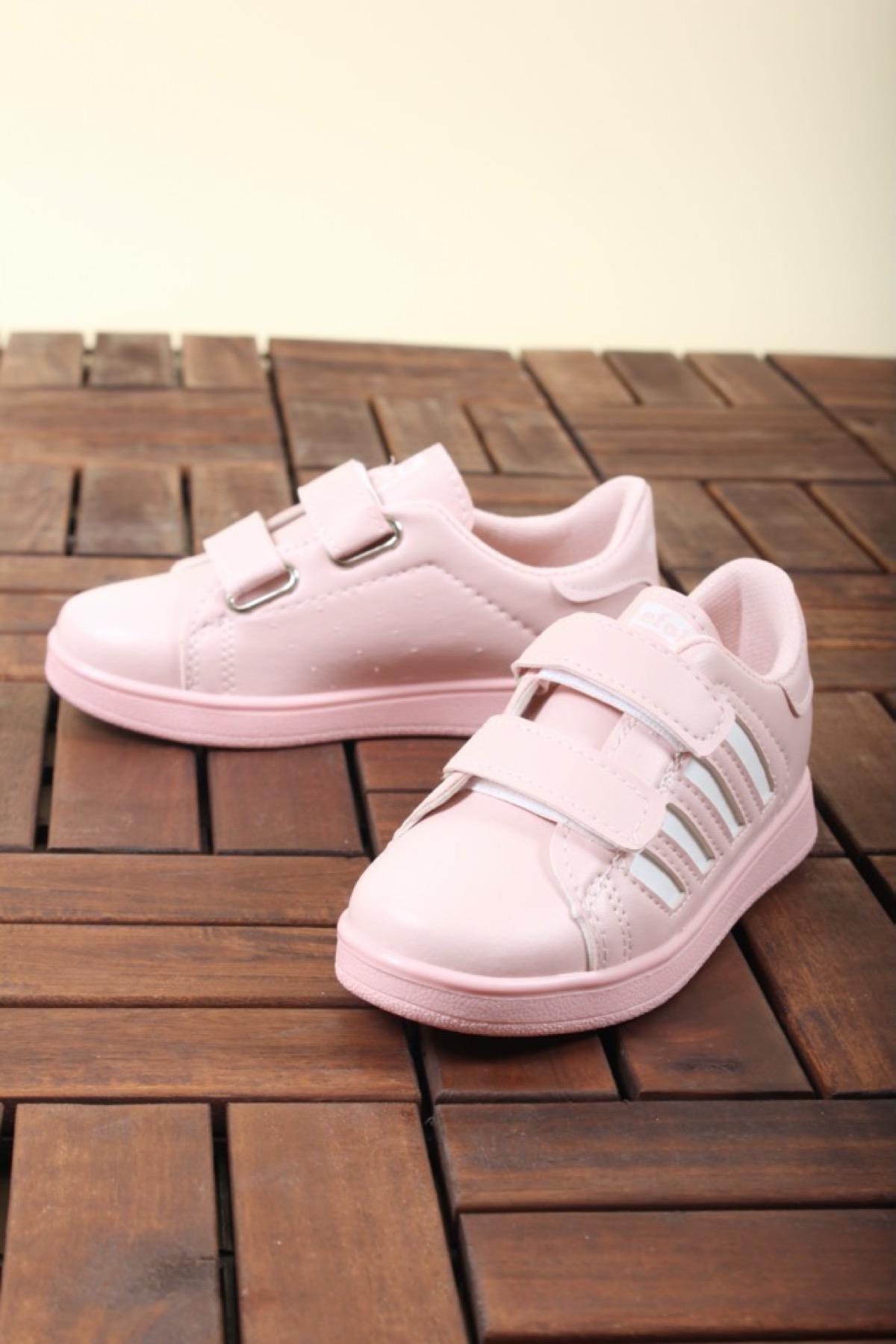 Oksit Efolle Cırtlı Garson Çocuk Spor Ayakkabı 1