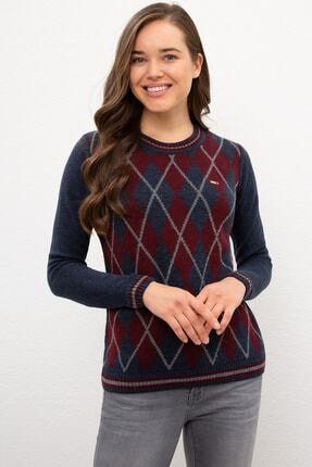 U.S. Polo Assn. Kadın Kazak G082gl0tk.000.1147077