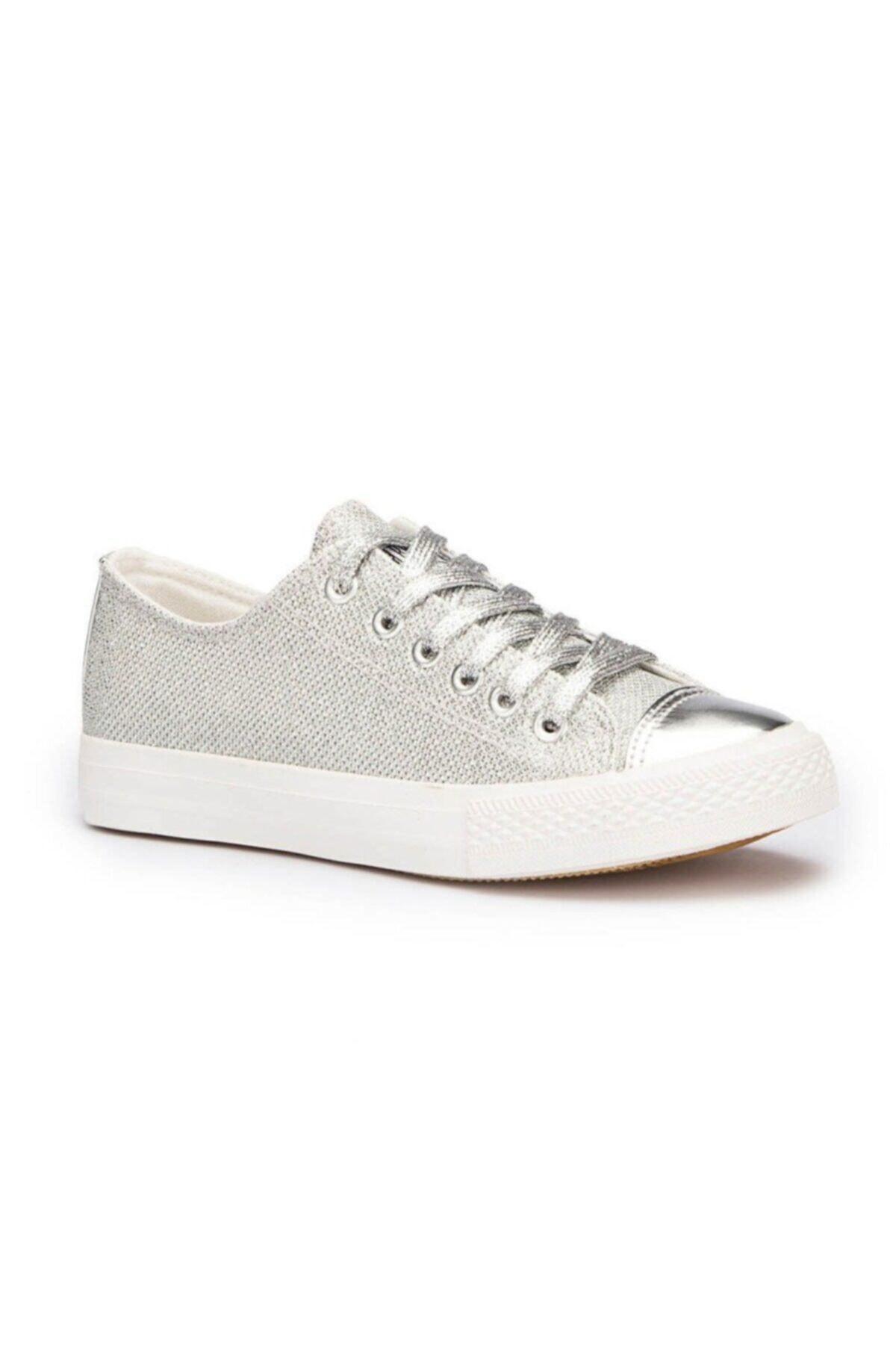 lumberjack TARIA Gümüş Kadın Sneaker 100235768 1