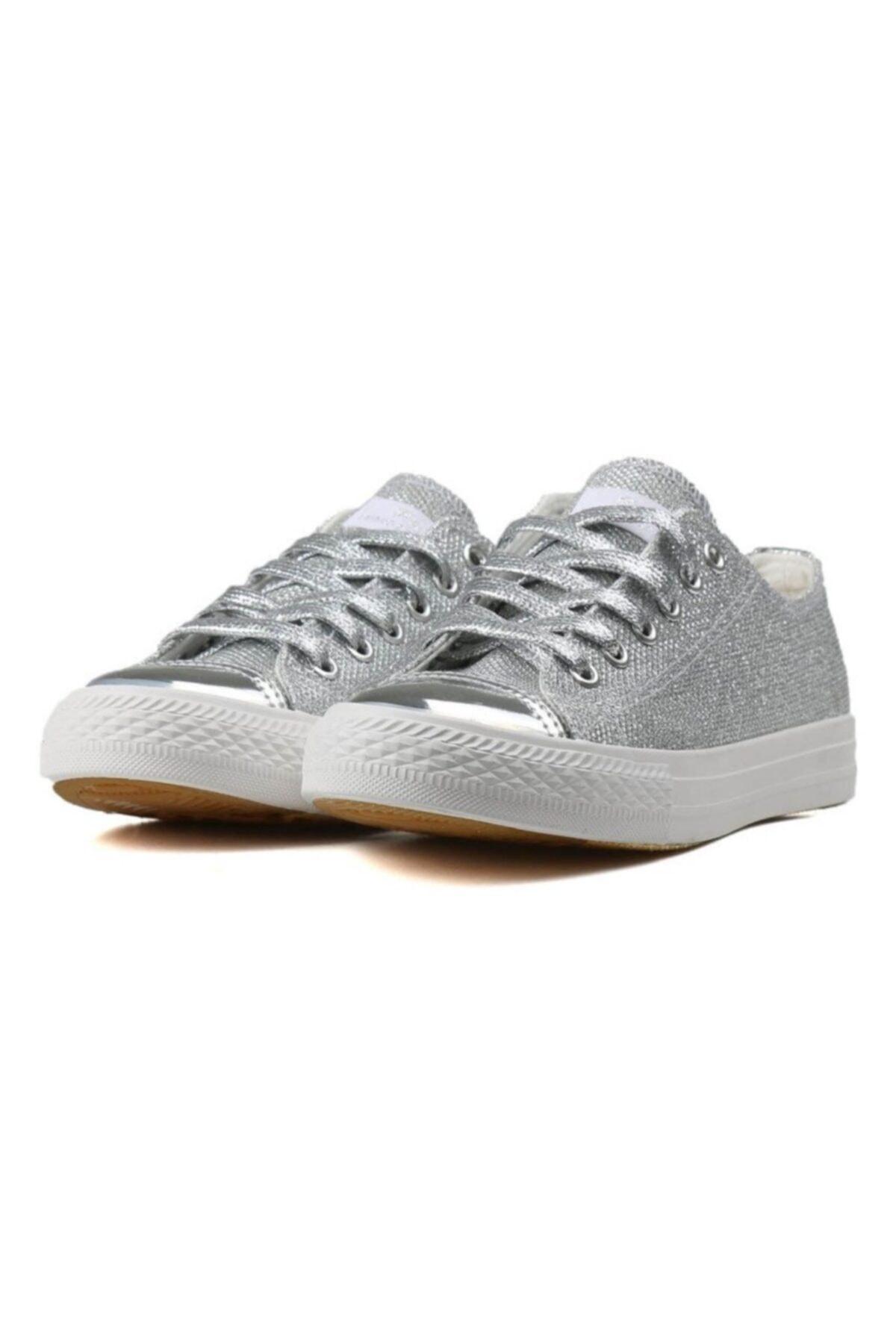 lumberjack TARIA Gümüş Kadın Sneaker 100235768 2