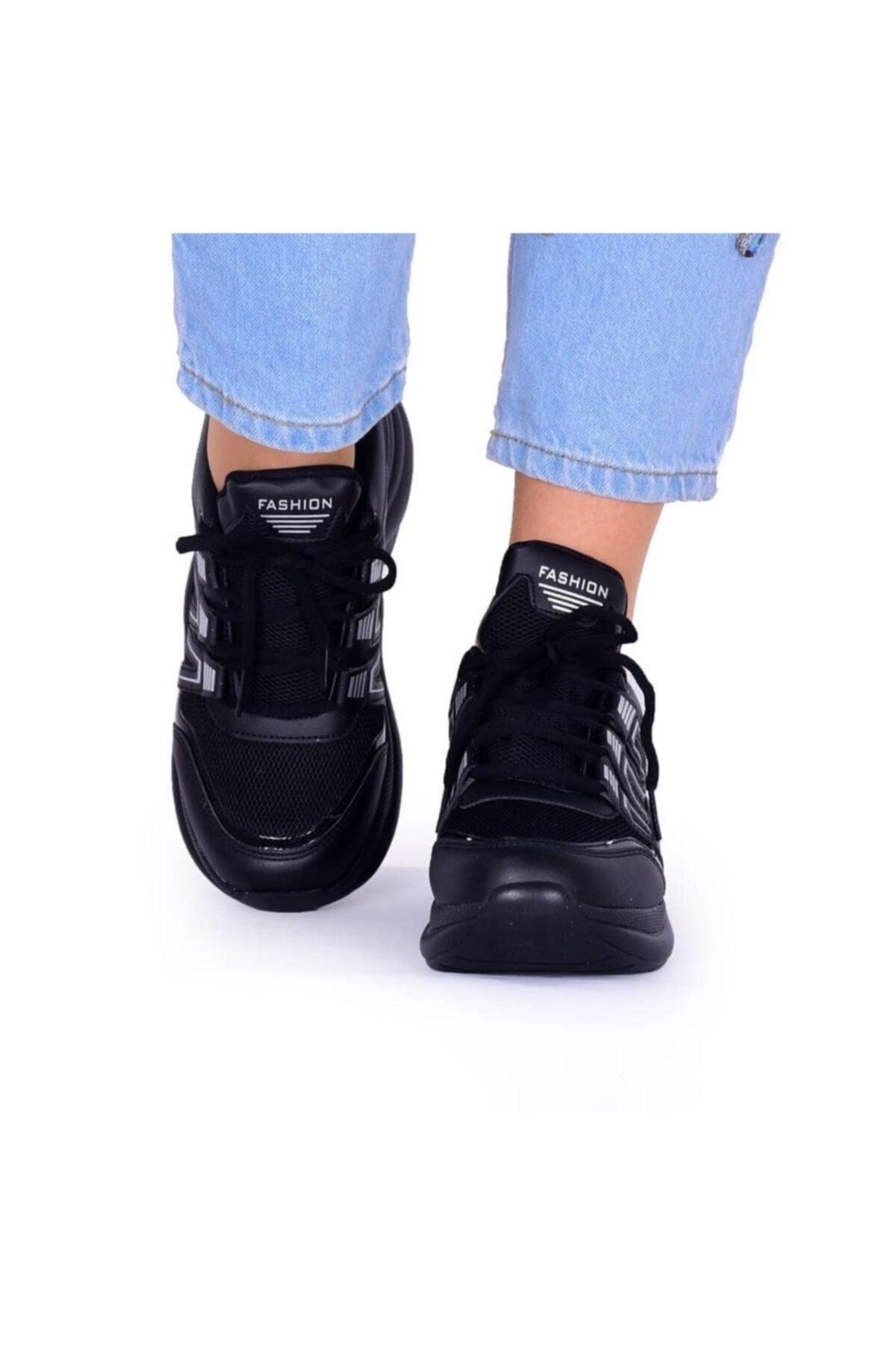Twingo Orijinal Kalın Taban Kadın Günlük Spor Ayakkabı 2